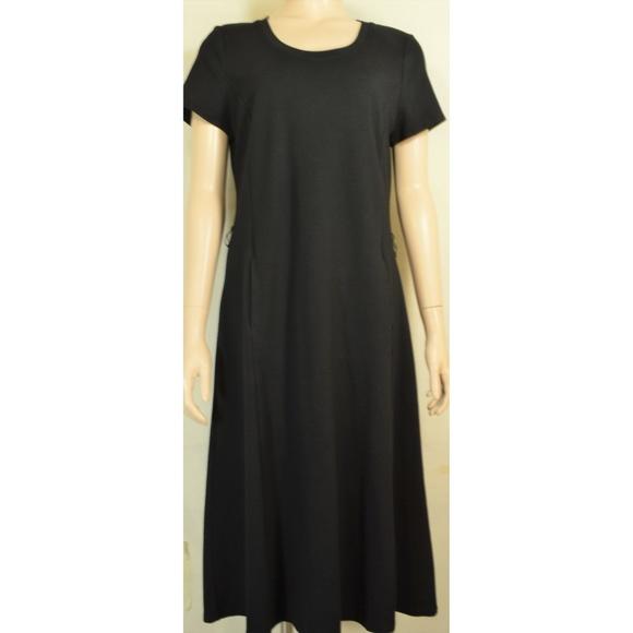 Jones New York Dresses & Skirts - Jones New York Collection SZ S black full skirt po